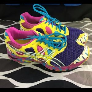 🔥ASICS Gel-Noosa Tri 7 t264n running shoes🔥